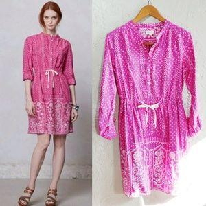Meadow Rue {Anthropologie} Anila Shirt Dress